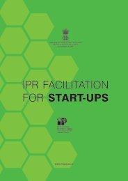 IPR Facilitation for Start-ups