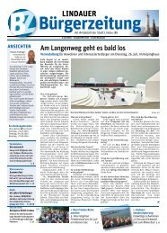 09.07.2016 Lindauer Bürgerzeitung