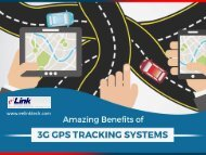 Amazing Benefits of 3G GPS Tracking Systems