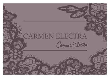 CARMEN ELECTRA LOOKBOOK