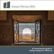 buying in Morocco 2016