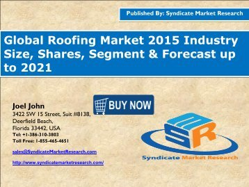 Roofing Market