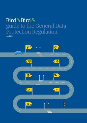 guide to the General Data Protection Regulation