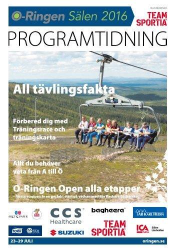 Programtidning 2016