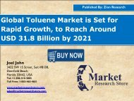 Toluene Market