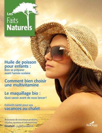 Faits Naturels