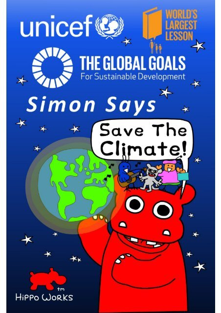 Simon Says Save the Climate Teaching Handbook