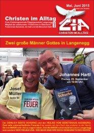 Gemeindebrief 2015-0708