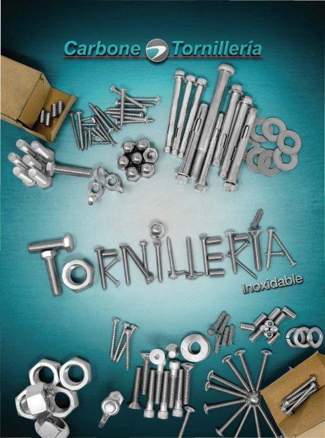 Catálogo de Tornilleria Inoxidable