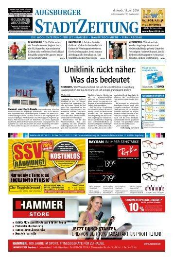 103 Augsburg - Ost 13.07.2016