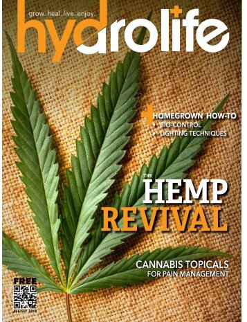 Hydrolife Magazine August/September 2016 (USA Edition)