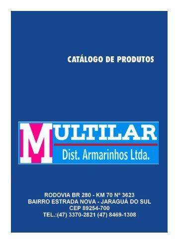 CATÁLOGO MULTILAR