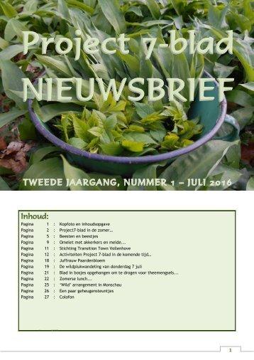 2016.07.01-NIEUWSBRIEF-7-BLAD-JULI