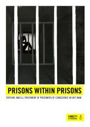 PRISONS WITHIN PRISONS