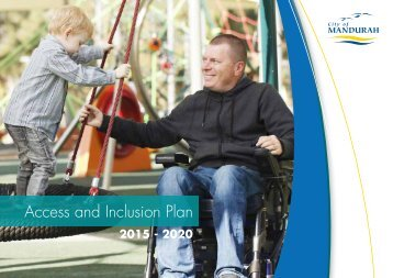 Access and Inclusion Plan