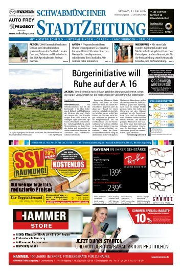 112 Schwabmünchen 13.07.2016