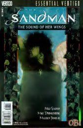 The Sound of Her Wings