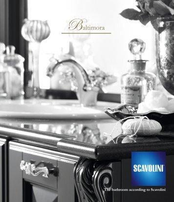 Baltimora by Scavolini Bathrooms