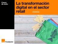 digital en el sector retail