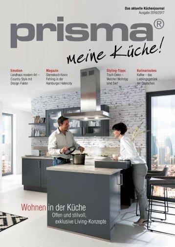 prisma Küchenjournal 2016/17