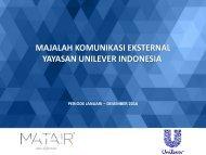 Proposal Unilever