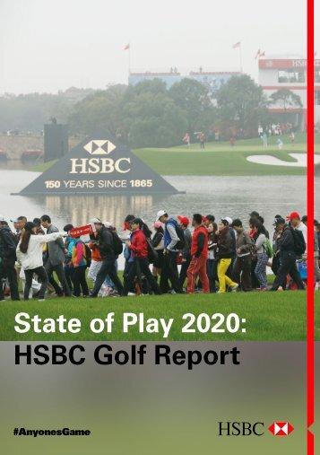 HSBC Golf Report