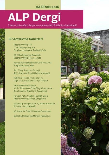 ALP Dergi - Haziran