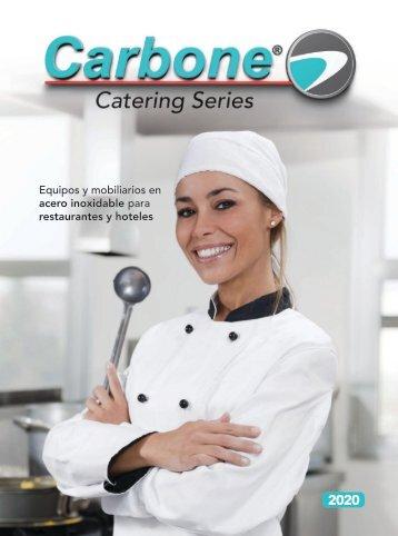 Catálogo de Mobiliario de Cocina en Acero Inoxidable Industrial