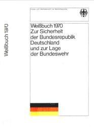 Weissbuch 1970