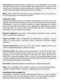 MANUAL DE NOIVOS Nº 118 - Page 5