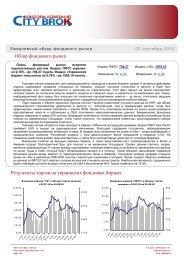 Обзор фондового рынка за 2.09 (pdf - FundMarket