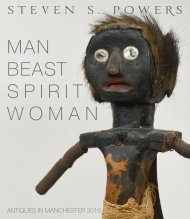 MAN • BEAST • SPIRIT • WOMAN