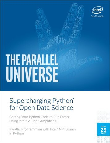 Supercharging Python for Open Data Science