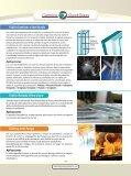 Catálogo de Vidrio Templado Carbone Glass - Page 3