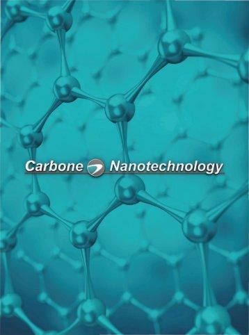 Catálogo de Nanotecnología