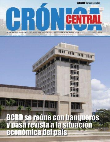 BCRD se reúne con banqueros y pasa revista a la situación económica del país
