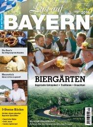 Lust auf Bayern 2016 / 2