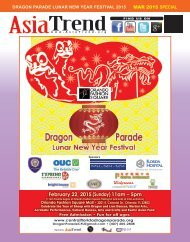 Asia Trend March 2015 SPECIAL