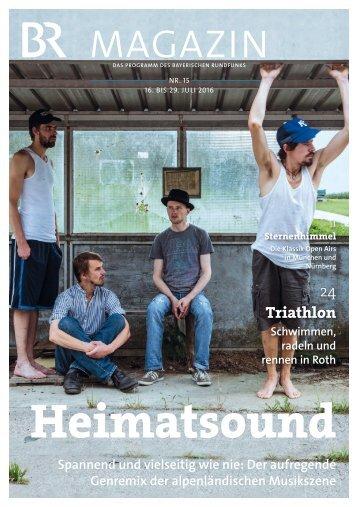 BR-Magazin 15/2016