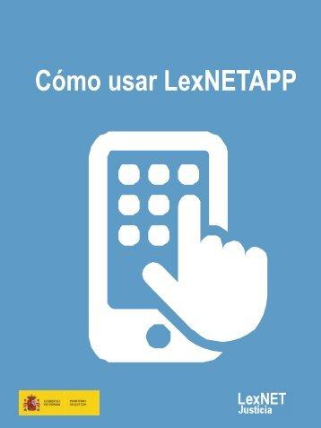 Cómo usar LexNETAPP