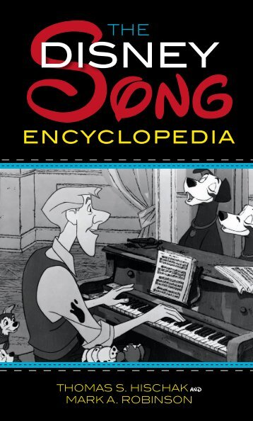 The Disney Song Encyclopedia - fieldi