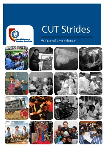 CUT Strides - Academic Excellence 2015