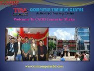Corporate Training in Dhaka|TIM Computer Training Centre
