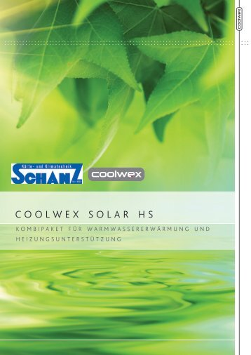 coolwex solar h s