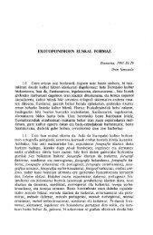 EXOTOPONIMOEN EUSKAL FORMAZ - Euskaltzaindia