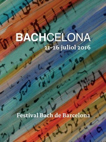 BACHCELONA 2016