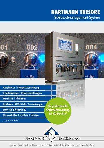 schlüsselmanagement-system HTS 425_hartmann tresore