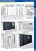 schlüsselmanagement-system HTS 425_hartmann tresore - Page 5