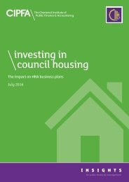 investing in council housing