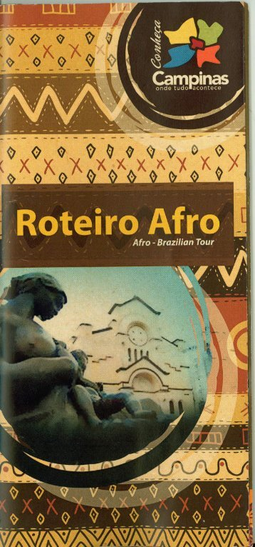 ROTEIRO AFRO CAMPINAS